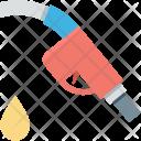 Fuel Nozzle Pipe Icon