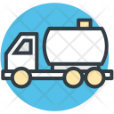 Fuel Truck Gas Icon