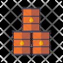 Fuel Barrel Barrel Fuel Tank Icon