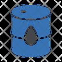 Fuel Barrel Icon