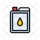 Fuel Can Oil Icon
