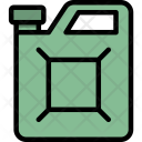 Fuel Gas Gasoline Icon