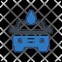 Car Petrol Oil Icon