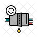 Fuel Filter Replacement Icon