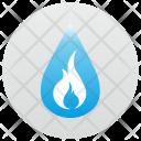 Fuel Gas Oil Icon