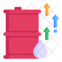 Fuel Growth Icon