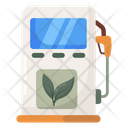 Fuel Pump Gas Station Bioethanol Icon