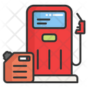 Gas Station Fuel Pump Fuel Station Icon