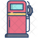 Fuel Pump Petrol Station Gas Station Icon