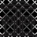 Diesel Fuel Gas Icon