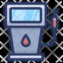 Fuel Station Petrol Pump Petrol Kiosk Icon