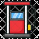 Fuel Pump Gas Station Bioethanol Icon