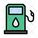 Oil Fuel Petrol Icon