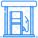 Filling Station Fuel Station Gas Station Icon