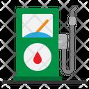Fuel Oil Petrol Icon