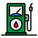 Fuel Oil Petrol Icon