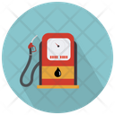 Petrol Pump Filling Station Fuel Station Petrol Pump Icon