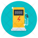 Petrol Station Petrol Dispenser Gasoline Station Icon