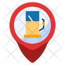 Fuel Station Location Gas Station Icon