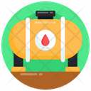 Oil Tank Fuel Tank Oil Container Icon