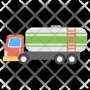 Fuel Tanker Oil Icon