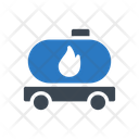 Tanker Fuel Oil Icon
