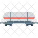 Fuel Tanker Gas Icon