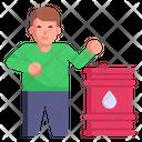 Fuel Trader Icon