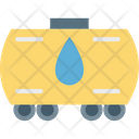 Fuel Tanker Gas Tank Oil Tanker Icon
