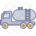 Fuel Truck Icon