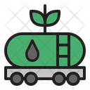 Fuel Truck Oil Tanker Tanker Icon