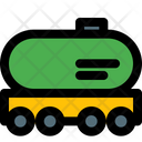 Fuel Truck Oil Tanker Tanker Icon