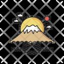 Fuji Mount Icon
