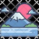 Ifuji Mountain Fuji Mountain Fuji Icon