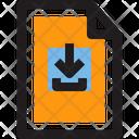 Full Load File File Loading Icon