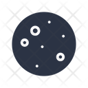 Full Moon Galaxy Icon