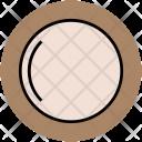 Full Moon Satellite Icon