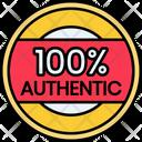Authentic Full Authentic Authentic Icon