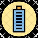 Full Battery Battery Hardware Icon