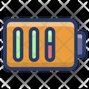 Full Battery Mobile Power Mobile Battery Icon
