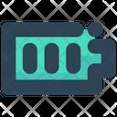 Electronics Battery Energy Icon