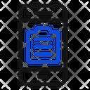 Mobile Online Full Battery Icon