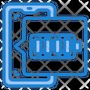 Full Battery In Mobile Battery Energy Icon