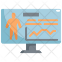 Monitor Medical Healthcare Icon