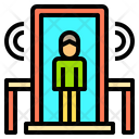 Full Body Scanner Body Scanner Scanner Icon
