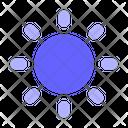 Full-brightness Icon