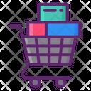 Full Cart Shopping Shopping Cart Icon