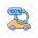 Full Charge Top Up Icon
