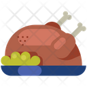 Full Chicken Icon