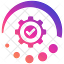 Full Day Service Service Support Icon